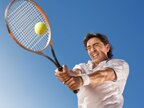 Online Tennis Training Program.  Workouts and a nutrtion plan for tennis players.