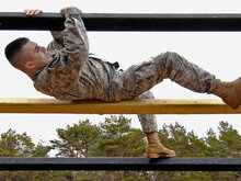 Online military training programs. Tactical workouts and nutrition.