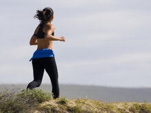 Online running training program; workouts and a nutrition plan for runners.
