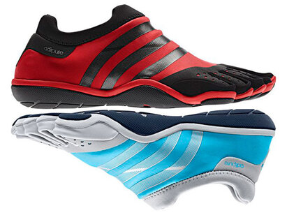 c5a801ced60d32 adidas Unveils Barefoot Training Shoe