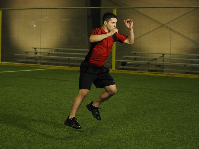 Lateral Jumps